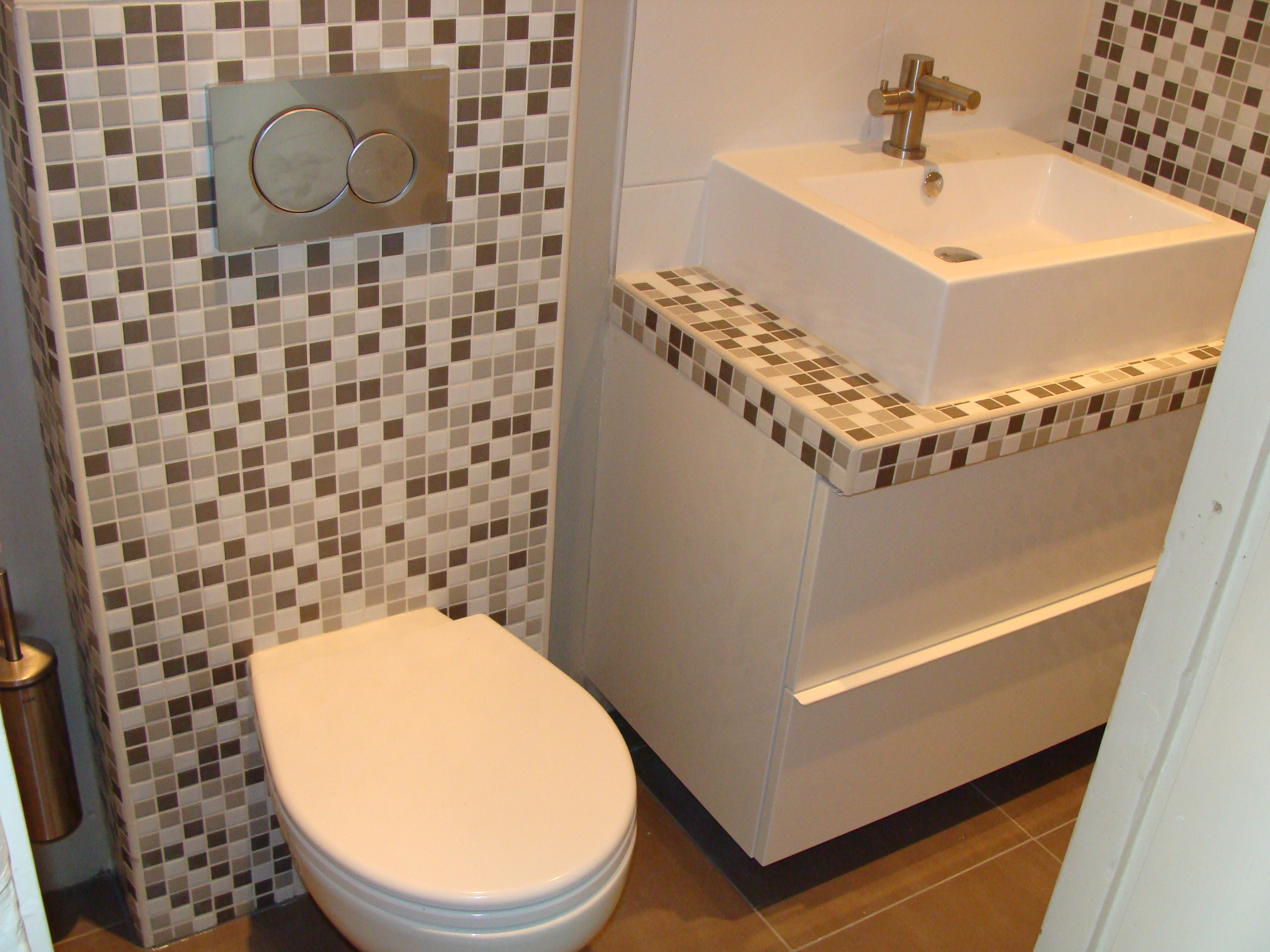 Badkamer KJ-laan Voorburg