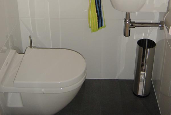 Toilet Wateringseveld