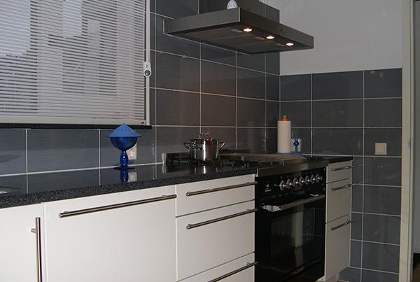 Badkamer en keuken Sirtemastraat