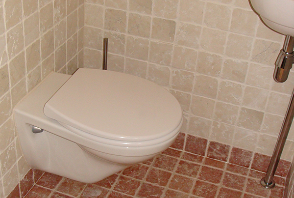 Toilet Lange Dreef Rijswijk