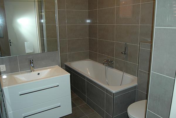 Badkamer nieuwbouw Rotterdam