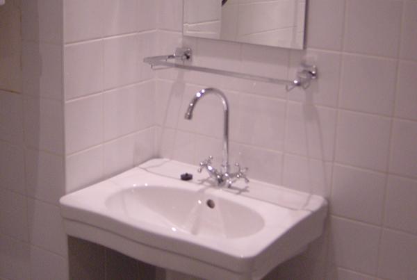 Badkamer, toilet en keuken Voorburg