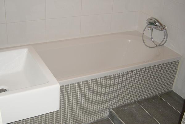 Badkamer, toilet, hal Stolberglaan